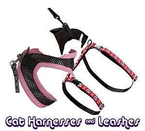 Cat Harnesses & Leashes